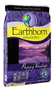 Best Dry Dog Food For Puppies | Earthborn Holistic, Puppy Vantage
