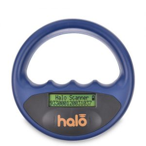Halo Pet Microchip Scanner | dog microchip reader